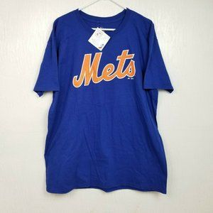 Majestic New York Mets Noah Syndergaard T Shirt XL